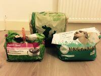 Rabbit Food + Accessories