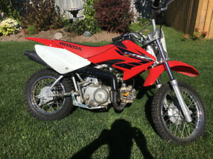 Like New Honda CRF 70