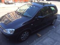 Vauxhall Corsa C SXI 2003 1.2 semi auto low millage