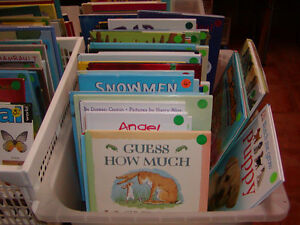 PICTURE BOOKS FOR YOUNG CHILDREN - HARDCOVER/SOFTCOVER