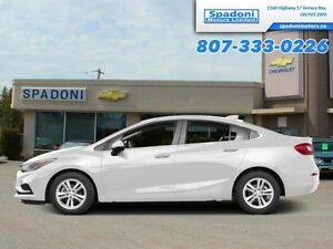 2016 Chevrolet Cruze LT   - SiriusXM - Heated Seats - Low Mileag