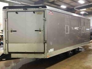 2010 Continental 20' Snow King Sled Trailer