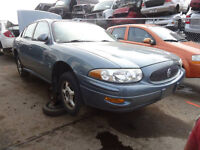 LESABRE 2001 DISPONIBLE POUR PIECES KENNY LAVAL