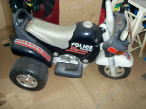 Police childs riding toy Belleville Belleville Area image 2