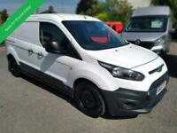 2015 15 FORD TRANSIT CONNECT LWB L2 H1 PREMIUM AIR CON 210 WITH TWIN SIDE LOADIN
