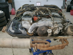 2.0l air cooled VW engine - used