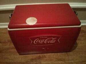 Vintage 1964 Coca Cola Cooler