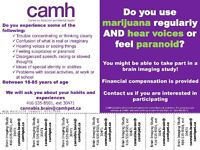 LOOKING FOR PARTICIPANTS IN RESEARCH STUDY