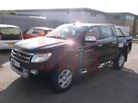 2015 Ford Ranger 3.2 Limited 4x4 TDCi DAMAGED REPAIRABLE SALVAGE