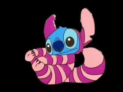 Cat From Alice In Wonderland (Fantasy Pin - Disney Stitch dressed as Cheshire Cat from Alice in)