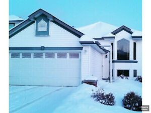 OPEN HOUSE MARCH 24 - WALK OUT with LAKE VIEW - Sherwood Park