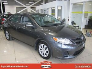 Toyota Corolla CE Gr.Electric 2013