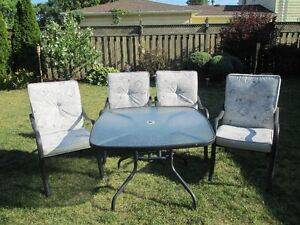 Patio furniture kijiji free classifieds in windsor for Outdoor furniture kijiji