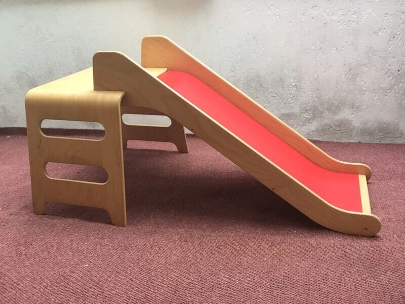Indoor Wooden Slide for Toddlers | in Lewes, East Sussex ...