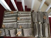 Shabby chic Makeup bags, pencil cases and purses.