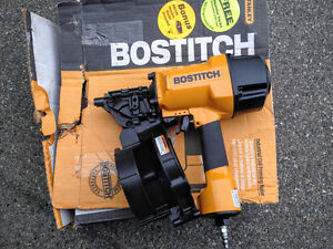 """BOSTITCH Industrial Coil Fraiming Nailer 1 3/4"""" - 3 !/4"""""""
