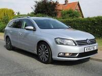 2011 Volkswagen Passat 2.0 TDI BLUEMOTION TECH SPORT 5DR TURBO DIESEL ESTATE ...