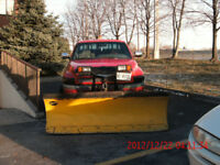 FULL SERVICE SNOW PLOWING & SALTING