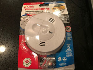 Smoke and Carbon Monoxide Detector (Battery)
