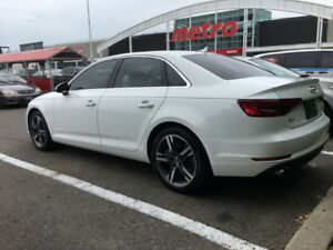 Audi A4 Technik 2017 Quattro sp S Tronic, ADS, Audi Connect