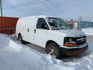2003 Chevrolet Express 2500 Cargo Van