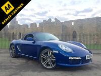 2011 61 Porsche Boxster 2.9 PDK Auto **ONLY 20k - Upgrade Turbo Alloys**