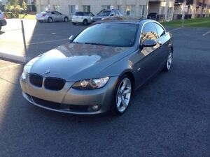 2007 BMW 3 Series 335i Twin Turbo Automatic Leather Sunroof