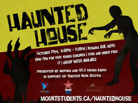 MSVU Haunted House