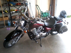 2004 Honda shadow areo