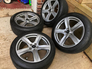 """4 Ford Mustang Wheels & Tires 19"""" For Sale"""