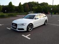 12 2012 Audi A6 Avant 2.0TDI S-LINE ( 177ps ) ( C7 ) 5 DOOR ESTATE 2013