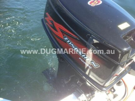 New Outboard Motors 3 Year Warranty West Perth Perth City Preview