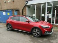 2020 Ford Focus 1.0 EcoBoost Hybrid MHEV 125 Active X Vignale Edition 5dr Hatchb