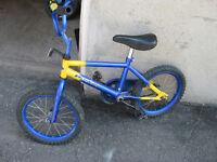 Kid's Super Cool BMX