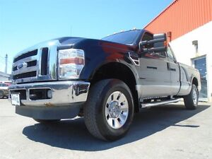 Ford Super Duty F-250 SRW 4WD SuperCab 2008