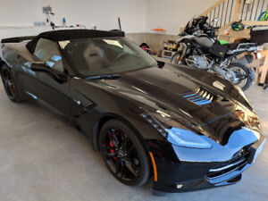 2014 Corvette Stingray 2LT, Conv., Nav., Z51, Automatic