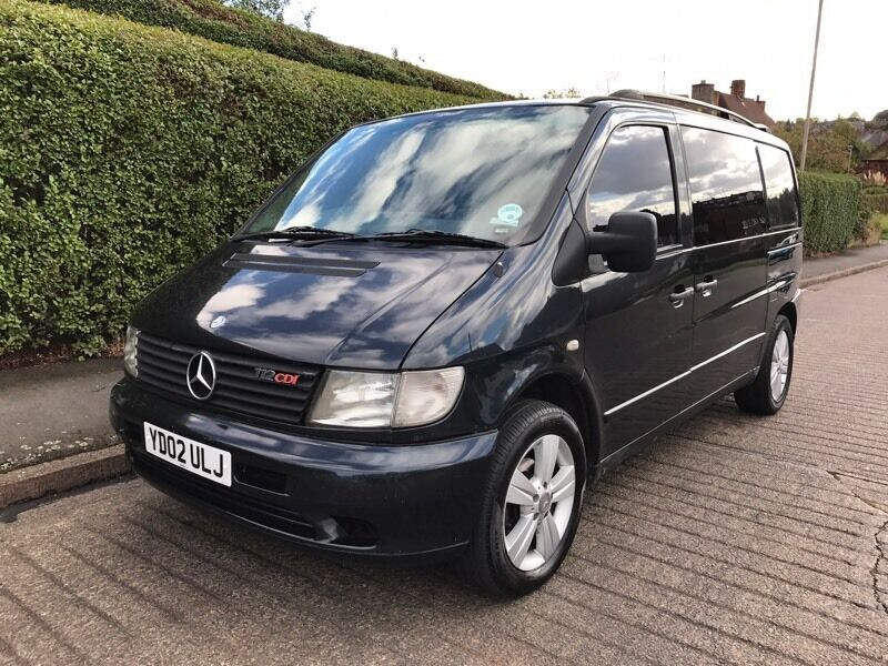 MERCEDES VITO 5 SEATER AUTOMATIC