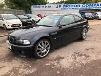 2003 BMW M3 3.2 2003MY M3 E46 MANUAL CHEAP CLASSIC E30 E36 SERVICE HISTORY 19s