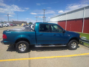2001 Ford F-150 XLT Supercrew 4x4 Overall Great Truck