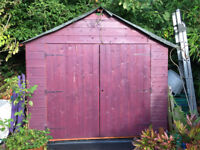 Good Quality Garden Shed