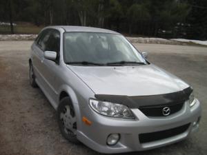 2002 Mazda Protege Wagon