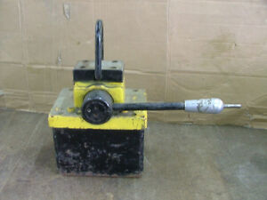 Manual Magnetic Plate Lifting unit