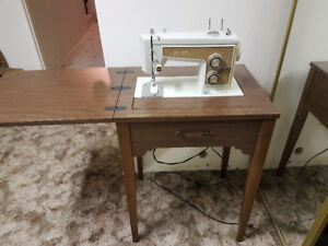 Kenmore Sewing machine in stand