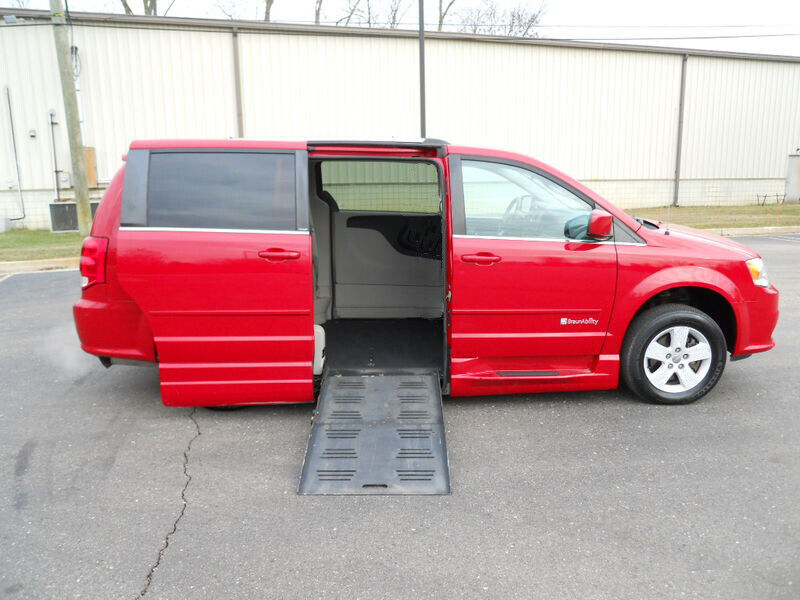 Image 1 Voiture American used Dodge Grand Caravan 2013
