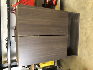 New Chocolate Brown Vanity for Sale