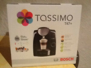 BRAND NEW IN BOX  Tassimo T47+ Home Brewing System