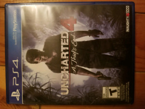 Uncharted 4 pour PS4