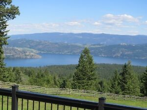 RURAL COUNTRY ACREAGE WITH VIEW