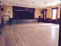 HALL RENTALS FOR SMALL & LARGE FUNCTIONS ( PARTIES & EVENTS )