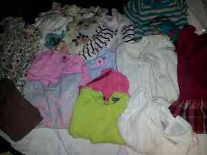 Baby Girl 20+ piece Lot . Baby Gap....